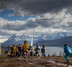 utp1909clsi1909 (36); Ultra Trail Running Patagonia Sixth Edition of Ultra Paine 2019 Provincia de Última Esperanza, Patagonia Chile; International Ultra Trail Running Event; Sexta Edición Trail Running Internacional, Chilean Patagonia 2019