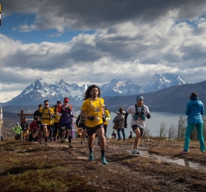 utp1909clsi1909 (37); Ultra Trail Running Patagonia Sixth Edition of Ultra Paine 2019 Provincia de Última Esperanza, Patagonia Chile; International Ultra Trail Running Event; Sexta Edición Trail Running Internacional, Chilean Patagonia 2019