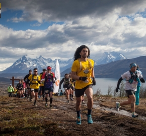 utp1909clsi1909 (38); Ultra Trail Running Patagonia Sixth Edition of Ultra Paine 2019 Provincia de Última Esperanza, Patagonia Chile; International Ultra Trail Running Event; Sexta Edición Trail Running Internacional, Chilean Patagonia 2019