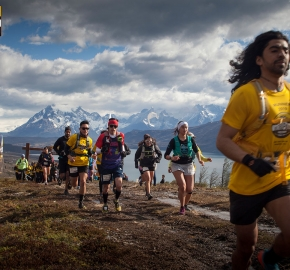 utp1909clsi1909 (39); Ultra Trail Running Patagonia Sixth Edition of Ultra Paine 2019 Provincia de Última Esperanza, Patagonia Chile; International Ultra Trail Running Event; Sexta Edición Trail Running Internacional, Chilean Patagonia 2019