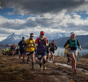 utp1909clsi1909 (40); Ultra Trail Running Patagonia Sixth Edition of Ultra Paine 2019 Provincia de Última Esperanza, Patagonia Chile; International Ultra Trail Running Event; Sexta Edición Trail Running Internacional, Chilean Patagonia 2019