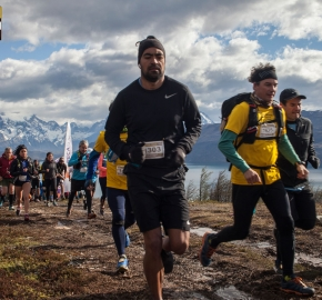 utp1909clsi1909 (43); Ultra Trail Running Patagonia Sixth Edition of Ultra Paine 2019 Provincia de Última Esperanza, Patagonia Chile; International Ultra Trail Running Event; Sexta Edición Trail Running Internacional, Chilean Patagonia 2019
