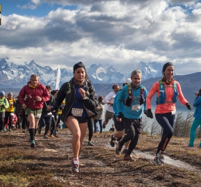 utp1909clsi1909 (46); Ultra Trail Running Patagonia Sixth Edition of Ultra Paine 2019 Provincia de Última Esperanza, Patagonia Chile; International Ultra Trail Running Event; Sexta Edición Trail Running Internacional, Chilean Patagonia 2019