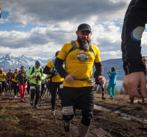 utp1909clsi1909 (50); Ultra Trail Running Patagonia Sixth Edition of Ultra Paine 2019 Provincia de Última Esperanza, Patagonia Chile; International Ultra Trail Running Event; Sexta Edición Trail Running Internacional, Chilean Patagonia 2019