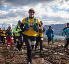utp1909clsi1909 (51); Ultra Trail Running Patagonia Sixth Edition of Ultra Paine 2019 Provincia de Última Esperanza, Patagonia Chile; International Ultra Trail Running Event; Sexta Edición Trail Running Internacional, Chilean Patagonia 2019