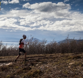 utp1909clsi1909 (62); Ultra Trail Running Patagonia Sixth Edition of Ultra Paine 2019 Provincia de Última Esperanza, Patagonia Chile; International Ultra Trail Running Event; Sexta Edición Trail Running Internacional, Chilean Patagonia 2019