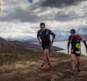 utp1909clsi1909 (74); Ultra Trail Running Patagonia Sixth Edition of Ultra Paine 2019 Provincia de Última Esperanza, Patagonia Chile; International Ultra Trail Running Event; Sexta Edición Trail Running Internacional, Chilean Patagonia 2019