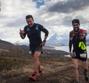 utp1909clsi1909 (75); Ultra Trail Running Patagonia Sixth Edition of Ultra Paine 2019 Provincia de Última Esperanza, Patagonia Chile; International Ultra Trail Running Event; Sexta Edición Trail Running Internacional, Chilean Patagonia 2019