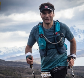 utp1909clsi1909 (89); Ultra Trail Running Patagonia Sixth Edition of Ultra Paine 2019 Provincia de Última Esperanza, Patagonia Chile; International Ultra Trail Running Event; Sexta Edición Trail Running Internacional, Chilean Patagonia 2019