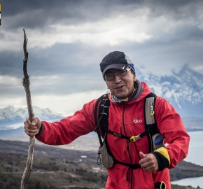 utp1909clsi1909 (93); Ultra Trail Running Patagonia Sixth Edition of Ultra Paine 2019 Provincia de Última Esperanza, Patagonia Chile; International Ultra Trail Running Event; Sexta Edición Trail Running Internacional, Chilean Patagonia 2019