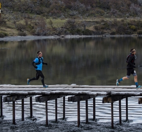 utp1909lues0733; Ultra Trail Running Patagonia Sixth Edition of Ultra Paine 2019 Provincia de Última Esperanza, Patagonia Chile; International Ultra Trail Running Event; Sexta Edición Trail Running Internacional, Chilean Patagonia 2019