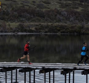 utp1909lues0734; Ultra Trail Running Patagonia Sixth Edition of Ultra Paine 2019 Provincia de Última Esperanza, Patagonia Chile; International Ultra Trail Running Event; Sexta Edición Trail Running Internacional, Chilean Patagonia 2019