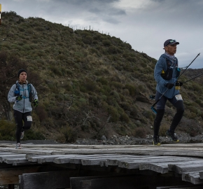 utp1909lues0766; Ultra Trail Running Patagonia Sixth Edition of Ultra Paine 2019 Provincia de Última Esperanza, Patagonia Chile; International Ultra Trail Running Event; Sexta Edición Trail Running Internacional, Chilean Patagonia 2019