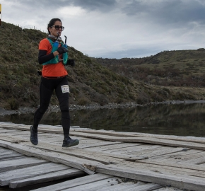 utp1909lues0768; Ultra Trail Running Patagonia Sixth Edition of Ultra Paine 2019 Provincia de Última Esperanza, Patagonia Chile; International Ultra Trail Running Event; Sexta Edición Trail Running Internacional, Chilean Patagonia 2019