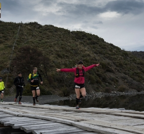 utp1909lues0772; Ultra Trail Running Patagonia Sixth Edition of Ultra Paine 2019 Provincia de Última Esperanza, Patagonia Chile; International Ultra Trail Running Event; Sexta Edición Trail Running Internacional, Chilean Patagonia 2019