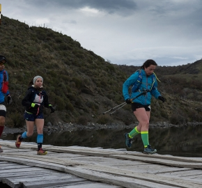 utp1909lues0791; Ultra Trail Running Patagonia Sixth Edition of Ultra Paine 2019 Provincia de Última Esperanza, Patagonia Chile; International Ultra Trail Running Event; Sexta Edición Trail Running Internacional, Chilean Patagonia 2019
