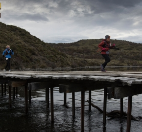 utp1909lues0796; Ultra Trail Running Patagonia Sixth Edition of Ultra Paine 2019 Provincia de Última Esperanza, Patagonia Chile; International Ultra Trail Running Event; Sexta Edición Trail Running Internacional, Chilean Patagonia 2019