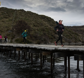 utp1909lues0800; Ultra Trail Running Patagonia Sixth Edition of Ultra Paine 2019 Provincia de Última Esperanza, Patagonia Chile; International Ultra Trail Running Event; Sexta Edición Trail Running Internacional, Chilean Patagonia 2019