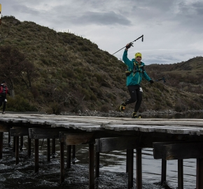 utp1909lues0801; Ultra Trail Running Patagonia Sixth Edition of Ultra Paine 2019 Provincia de Última Esperanza, Patagonia Chile; International Ultra Trail Running Event; Sexta Edición Trail Running Internacional, Chilean Patagonia 2019