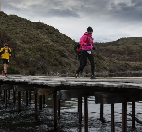 utp1909lues0802; Ultra Trail Running Patagonia Sixth Edition of Ultra Paine 2019 Provincia de Última Esperanza, Patagonia Chile; International Ultra Trail Running Event; Sexta Edición Trail Running Internacional, Chilean Patagonia 2019