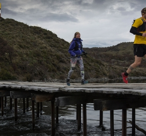 utp1909lues0804; Ultra Trail Running Patagonia Sixth Edition of Ultra Paine 2019 Provincia de Última Esperanza, Patagonia Chile; International Ultra Trail Running Event; Sexta Edición Trail Running Internacional, Chilean Patagonia 2019