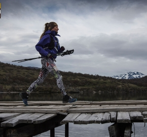 utp1909lues0806; Ultra Trail Running Patagonia Sixth Edition of Ultra Paine 2019 Provincia de Última Esperanza, Patagonia Chile; International Ultra Trail Running Event; Sexta Edición Trail Running Internacional, Chilean Patagonia 2019