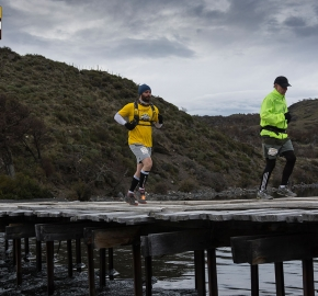 utp1909lues0807; Ultra Trail Running Patagonia Sixth Edition of Ultra Paine 2019 Provincia de Última Esperanza, Patagonia Chile; International Ultra Trail Running Event; Sexta Edición Trail Running Internacional, Chilean Patagonia 2019