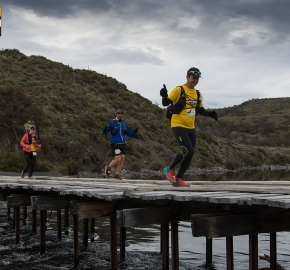 utp1909lues0811; Ultra Trail Running Patagonia Sixth Edition of Ultra Paine 2019 Provincia de Última Esperanza, Patagonia Chile; International Ultra Trail Running Event; Sexta Edición Trail Running Internacional, Chilean Patagonia 2019