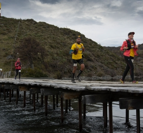 utp1909lues0814; Ultra Trail Running Patagonia Sixth Edition of Ultra Paine 2019 Provincia de Última Esperanza, Patagonia Chile; International Ultra Trail Running Event; Sexta Edición Trail Running Internacional, Chilean Patagonia 2019