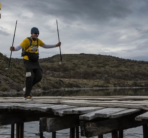 utp1909lues0825; Ultra Trail Running Patagonia Sixth Edition of Ultra Paine 2019 Provincia de Última Esperanza, Patagonia Chile; International Ultra Trail Running Event; Sexta Edición Trail Running Internacional, Chilean Patagonia 2019