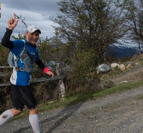 utp1909lues0849; Ultra Trail Running Patagonia Sixth Edition of Ultra Paine 2019 Provincia de Última Esperanza, Patagonia Chile; International Ultra Trail Running Event; Sexta Edición Trail Running Internacional, Chilean Patagonia 2019