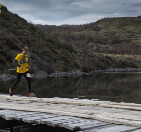 utp1909lues0857; Ultra Trail Running Patagonia Sixth Edition of Ultra Paine 2019 Provincia de Última Esperanza, Patagonia Chile; International Ultra Trail Running Event; Sexta Edición Trail Running Internacional, Chilean Patagonia 2019