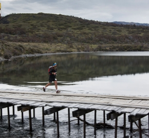 utp1909lues0903; Ultra Trail Running Patagonia Sixth Edition of Ultra Paine 2019 Provincia de Última Esperanza, Patagonia Chile; International Ultra Trail Running Event; Sexta Edición Trail Running Internacional, Chilean Patagonia 2019