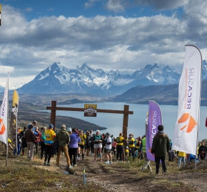 utp1909lues1043; Ultra Trail Running Patagonia Sixth Edition of Ultra Paine 2019 Provincia de Última Esperanza, Patagonia Chile; International Ultra Trail Running Event; Sexta Edición Trail Running Internacional, Chilean Patagonia 2019