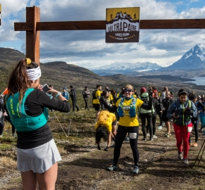 utp1909lues1045; Ultra Trail Running Patagonia Sixth Edition of Ultra Paine 2019 Provincia de Última Esperanza, Patagonia Chile; International Ultra Trail Running Event; Sexta Edición Trail Running Internacional, Chilean Patagonia 2019