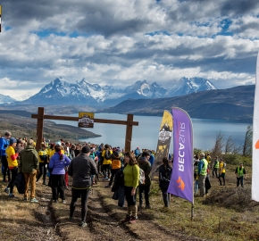 utp1909lues1048; Ultra Trail Running Patagonia Sixth Edition of Ultra Paine 2019 Provincia de Última Esperanza, Patagonia Chile; International Ultra Trail Running Event; Sexta Edición Trail Running Internacional, Chilean Patagonia 2019