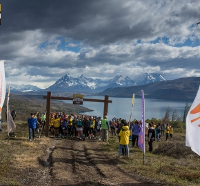 utp1909lues1051; Ultra Trail Running Patagonia Sixth Edition of Ultra Paine 2019 Provincia de Última Esperanza, Patagonia Chile; International Ultra Trail Running Event; Sexta Edición Trail Running Internacional, Chilean Patagonia 2019