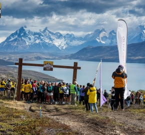 utp1909lues1052; Ultra Trail Running Patagonia Sixth Edition of Ultra Paine 2019 Provincia de Última Esperanza, Patagonia Chile; International Ultra Trail Running Event; Sexta Edición Trail Running Internacional, Chilean Patagonia 2019