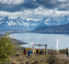 utp1909lues1055; Ultra Trail Running Patagonia Sixth Edition of Ultra Paine 2019 Provincia de Última Esperanza, Patagonia Chile; International Ultra Trail Running Event; Sexta Edición Trail Running Internacional, Chilean Patagonia 2019