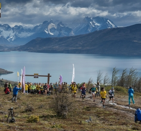utp1909lues1057; Ultra Trail Running Patagonia Sixth Edition of Ultra Paine 2019 Provincia de Última Esperanza, Patagonia Chile; International Ultra Trail Running Event; Sexta Edición Trail Running Internacional, Chilean Patagonia 2019