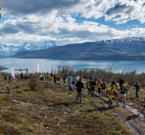 utp1909lues1061; Ultra Trail Running Patagonia Sixth Edition of Ultra Paine 2019 Provincia de Última Esperanza, Patagonia Chile; International Ultra Trail Running Event; Sexta Edición Trail Running Internacional, Chilean Patagonia 2019