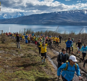 utp1909lues1065; Ultra Trail Running Patagonia Sixth Edition of Ultra Paine 2019 Provincia de Última Esperanza, Patagonia Chile; International Ultra Trail Running Event; Sexta Edición Trail Running Internacional, Chilean Patagonia 2019
