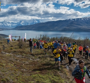 utp1909lues1068; Ultra Trail Running Patagonia Sixth Edition of Ultra Paine 2019 Provincia de Última Esperanza, Patagonia Chile; International Ultra Trail Running Event; Sexta Edición Trail Running Internacional, Chilean Patagonia 2019