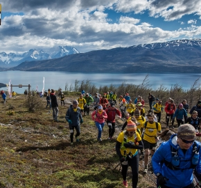 utp1909lues1071; Ultra Trail Running Patagonia Sixth Edition of Ultra Paine 2019 Provincia de Última Esperanza, Patagonia Chile; International Ultra Trail Running Event; Sexta Edición Trail Running Internacional, Chilean Patagonia 2019