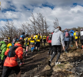 utp1909lues1074; Ultra Trail Running Patagonia Sixth Edition of Ultra Paine 2019 Provincia de Última Esperanza, Patagonia Chile; International Ultra Trail Running Event; Sexta Edición Trail Running Internacional, Chilean Patagonia 2019