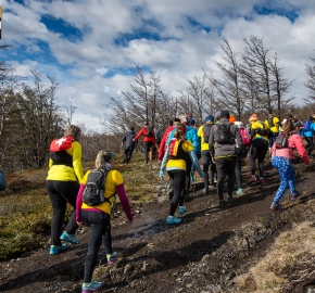utp1909lues1077; Ultra Trail Running Patagonia Sixth Edition of Ultra Paine 2019 Provincia de Última Esperanza, Patagonia Chile; International Ultra Trail Running Event; Sexta Edición Trail Running Internacional, Chilean Patagonia 2019