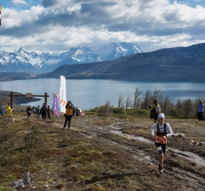 utp1909lues1080; Ultra Trail Running Patagonia Sixth Edition of Ultra Paine 2019 Provincia de Última Esperanza, Patagonia Chile; International Ultra Trail Running Event; Sexta Edición Trail Running Internacional, Chilean Patagonia 2019