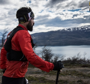 utp1909lues1109; Ultra Trail Running Patagonia Sixth Edition of Ultra Paine 2019 Provincia de Última Esperanza, Patagonia Chile; International Ultra Trail Running Event; Sexta Edición Trail Running Internacional, Chilean Patagonia 2019