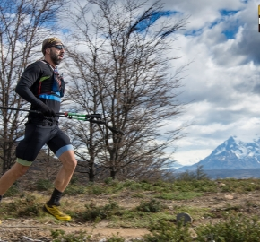 utp1909lues1130; Ultra Trail Running Patagonia Sixth Edition of Ultra Paine 2019 Provincia de Última Esperanza, Patagonia Chile; International Ultra Trail Running Event; Sexta Edición Trail Running Internacional, Chilean Patagonia 2019