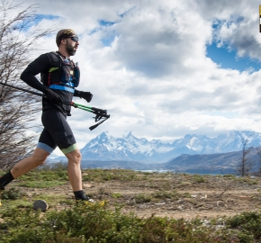 utp1909lues1132; Ultra Trail Running Patagonia Sixth Edition of Ultra Paine 2019 Provincia de Última Esperanza, Patagonia Chile; International Ultra Trail Running Event; Sexta Edición Trail Running Internacional, Chilean Patagonia 2019